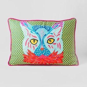 Karma Living cat pillow